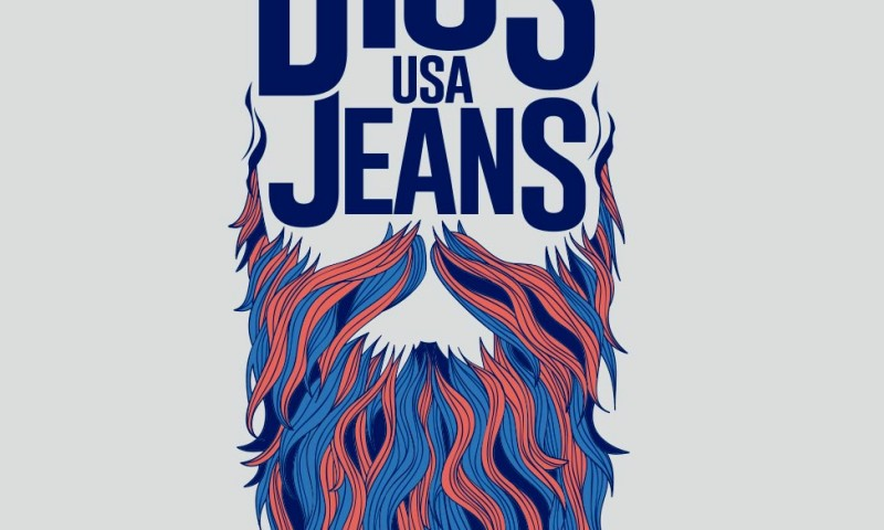 UNIFORM<br />Dios usa jeans