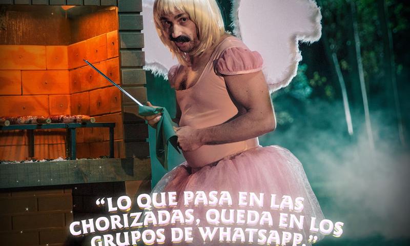 Doña Coca<br />Chorizhada